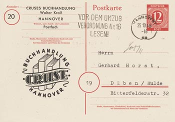 P 953 ZB Hannover Cruse
